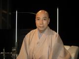 2008年1月17日に初放送されたBSプレミアム『100年インタビュー』の市川團十郎さん(C)NHK