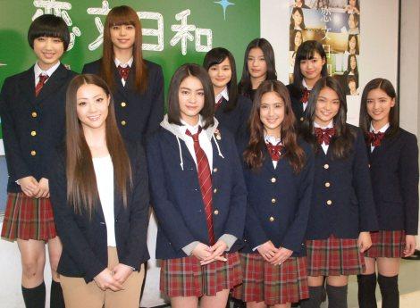 画像・写真 | E-girls、初主演ドラマ反響に喜び「みんなからメールきた ...