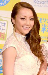 プリンススノーリゾート2014-2015『ゲレンデのMr.Snowman』任命式に出席したE-girls・Shizuka (C)ORICON NewS inc.