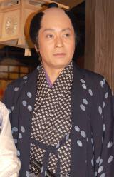NHK木曜時代劇『ちかえもん』取材会に出席した山崎銀之丞 (C)ORICON NewS inc.