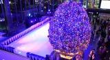 丸の内エリア一帯でクリスマスイベントが一斉スタート。新丸ビルには羽生結弦選手とコラボレーションした「羽生くんのスケートリンク」も登場 (C)oricon ME inc.