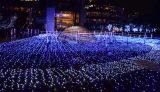 東京ミッドタウンの「ミッドタウン・クリスマス2015」がスタート! (C)ORICON NewS inc.