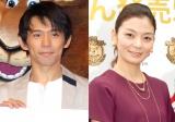 交際が明らかになった(左から)岡田義徳、田畑智子 (C)ORICON NewS inc.