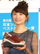 『第8回 日本シューズベストドレッサー賞』授賞式に出席したおのののか (C)ORICON NewS inc.