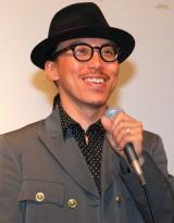 ジャルジャルのヌード写真集『SUPER JARUJARU』発売記念イベントに出席したレスリー・キー氏 (C)ORICON NewS inc.
