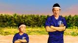 """中村獅童が""""釜田揚太郎""""として登場するスペシャル動画「海辺篇」より"""