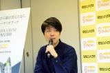 川村元気氏=『世界から猫が消えたなら』オーディオブック化記者会見