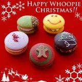 米発「チャプチーノ」からクリスマスデコがかわいいスイーツ