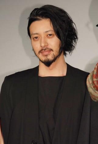 映画『FOUJITA』初日舞台あいさつに出席したオダギリジョー (C)ORICON NewS inc.
