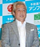 『第9回アンチエイジング大賞2015』授賞式に出席したガダルカナル・タカ