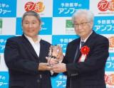 『第9回アンチエイジング大賞2015』を受賞したビートたけし(C)ORICON NewS inc.