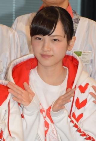 『新潟米コシヒカリで作る!ニホンのキホンのゴハン』イベントに出席したNGT48の太野彩香 (C)ORICON NewS inc.