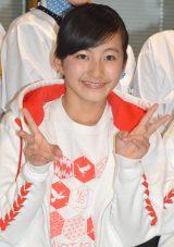 『新潟米コシヒカリで作る!ニホンのキホンのゴハン』イベントに出席したNGT48の高橋真生 (C)ORICON NewS inc.