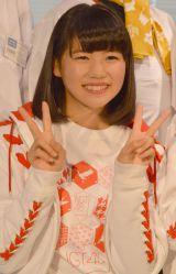 『新潟米コシヒカリで作る!ニホンのキホンのゴハン』イベントに出席したNGT48の小熊倫実 (C)ORICON NewS inc.