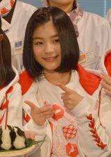 『新潟米コシヒカリで作る!ニホンのキホンのゴハン』イベントに出席したNGT48の清司麗菜 (C)ORICON NewS inc.