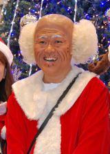 『クリスマスキャンペーン!』実施会見に出席した、吉本新喜劇座長・辻本茂雄 (C)ORICON NewS inc.