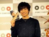 DVD発売に際して「応援してくれる強い味方がたくさんいるんだなって、嬉しく思いました」と笑顔を見せた。(C)De-view