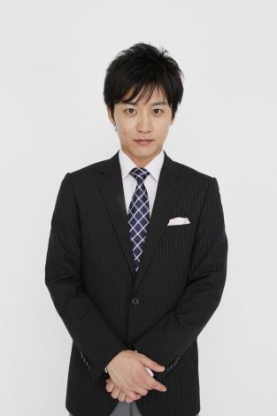 『第48回日本有線大賞』進行役の山本匠晃アナウンサー(C)TBS