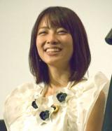映画『先輩と彼女』初日舞台あいさつに出席した小島梨里杏 (C)ORICON NewS inc.