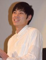 映画『先輩と彼女』初日舞台あいさつに出席した戸塚純貴 (C)ORICON NewS inc.