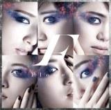 Flowerの11thシングル「瞳の奥の銀河(ミルキーウェイ)」形態A 初回仕様限定スリーブケースの中ジャケット