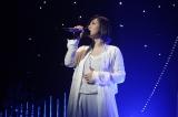 映画『I LOVE スヌーピー THE PEANUTS MOVIE』ジャパン・スペシャル・イベントで生歌を披露した絢香