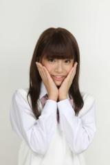 ドラマ『5→9〜私に恋したお坊さん〜』で謎の女子高生を演じている高田彪我(C)フジテレビ