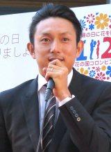 インタビューの評判に率直な思いを明かした川崎宗則選手 (C)ORICON NewS inc.