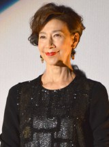 帝国劇場2016年2・3月公演『Endless SHOCK』製作発表に出席した前田美波里 (C)ORICON NewS inc.