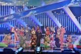 『ベストヒット歌謡祭2015』に出演したAKB48(C)ytv