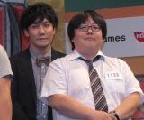 『M-1グランプリ2015』の決勝に進出するタイムマシーン3号 (C)ORICON NewS inc.
