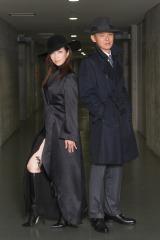 真矢ミキと渡部篤郎の共演で江戸川乱歩生の『黒蜥蜴』ドラマ化。関西テレビ・フジテレビ系で12月22日放送(C)関西テレビ