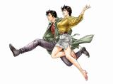 『シティハンター』×『エンジェル・ハート』ファン感謝祭が決定(C)北条司/NSP 2001