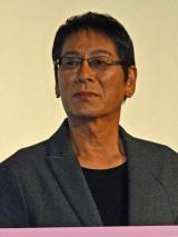 Kis-My-Ft2・玉森裕太が主演する映画『レインツリーの国』初日舞台あいさつに出席した大杉漣(C)ORICON NewS inc.