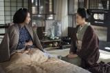 大河ドラマ『花燃ゆ』第47回「姉妹の約束」(11月22日放送)は寿(優香)のラスト回でもある。寿が心に秘めていた思いとは…(C)NHK
