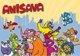 海外向けオリジナルアニメシリーズとして制作された『ANISAVA』キービジュアル(C)TMS/DLE All Right reserved.Original Character Design by Kukuxumusu