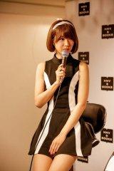 アイドルの渋谷系といえばバニラビーンズ(レナ)撮影:hajime kamiiisaka