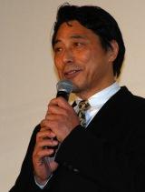 映画『母と暮せば』の完成披露試写会舞台あいさつに登壇した加藤健一 (C)ORICON NewS inc.