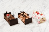 「ドミニクアンセル ベーカリー」から初のクリスマスケーキ3種が登場