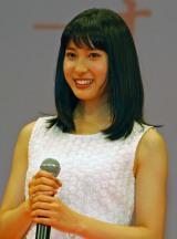 映画『orange -オレンジ-』(12月12日公開)完成披露試写会に出席した土屋太鳳 (C)ORICON NewS inc.