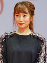 映画『orange -オレンジ-』(12月12日公開)完成披露試写会に出席した清水くるみ (C)ORICON NewS inc.