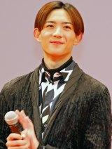 映画『orange -オレンジ-』(12月12日公開)完成披露試写会に出席した竜星涼 (C)ORICON NewS inc.