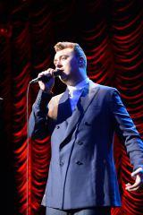観客を魅了したグラミー4冠歌手サム・スミス