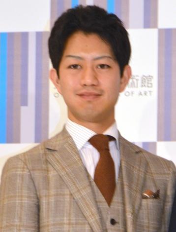 歌舞伎『美女と野獣』の製作発表会に出席した中村壱太郎 (C)ORICON NewS inc.