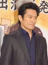 大河ドラマ『真田丸』出演者発表会に出席した内野聖陽 (C)ORICON NewS inc.