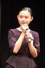 『第7回TAMA映画賞』で最優秀新進女優賞を受賞した杉咲花 (C)ORICON NewS inc.