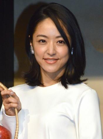 NHK大河ドラマの「バトンタッチセレモニー」に出席した井上真央 (C)ORICON NewS inc.