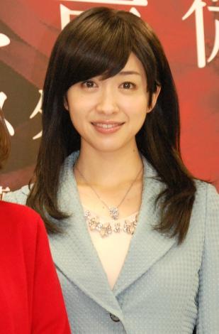 『新・牡丹と薔薇』で主演を務める黛英里佳 (C)ORICON NewS inc.