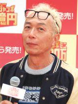 KAT-TUN田口の脱退発表に「寝耳に水だった」と語った所ジョージ (C)ORICON NewS inc.