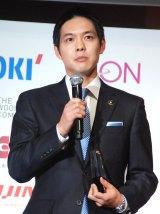 『第44回 ベストドレッサー賞』授賞式に出席した夕張市長・鈴木直道氏 (C)ORICON NewS inc.